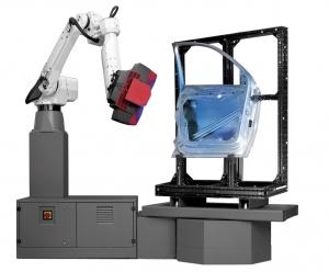 GOM Messzelle 2D Laserschneiden 3D Laserschneiden 3D Lasertechnik Hujer Ihr Laserdienstleister