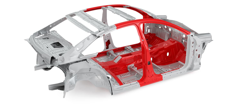 Karosserie 2D Laserschneiden 3D Laserschneiden 3D Lasertechnik Hujer Ihr Laserdienstleister